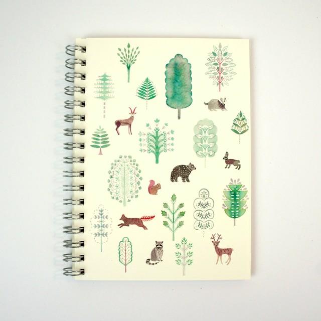A6 Lined Notebook - My Hyper Heart