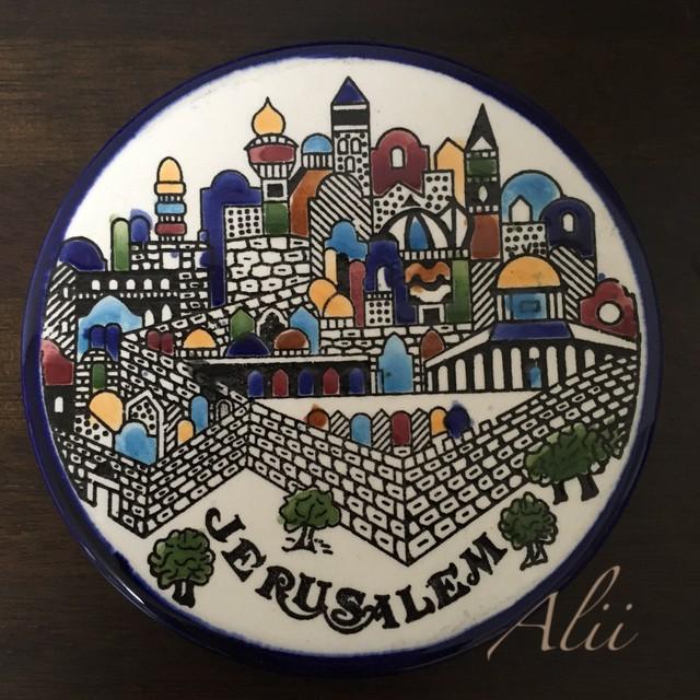 エルサレム陶器  Jerusalem