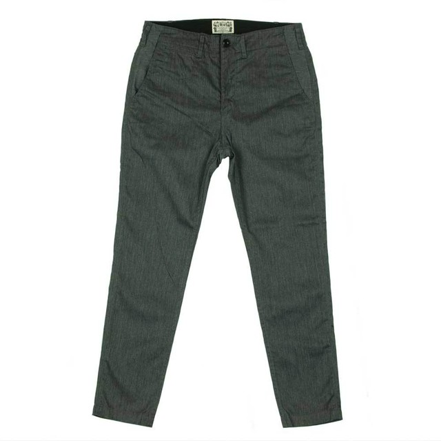 016007009(GENERAL EDGED TROUSERS)OLIVE