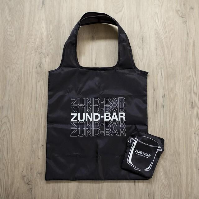 ZUND-BAR 20TH ANNIVERSARY エコバッグ