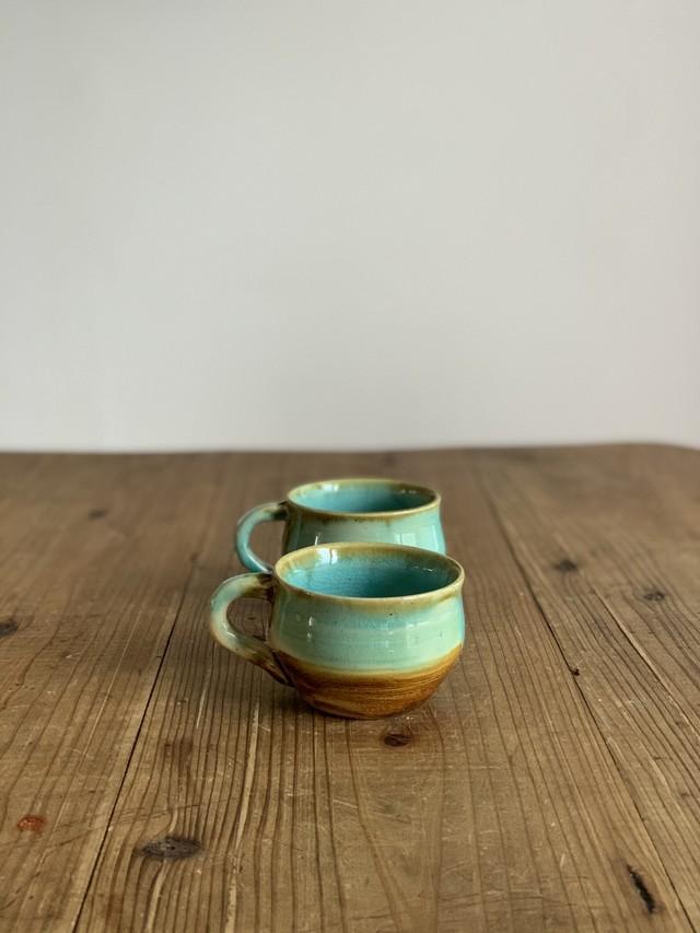 43pottery 陶器ピアス