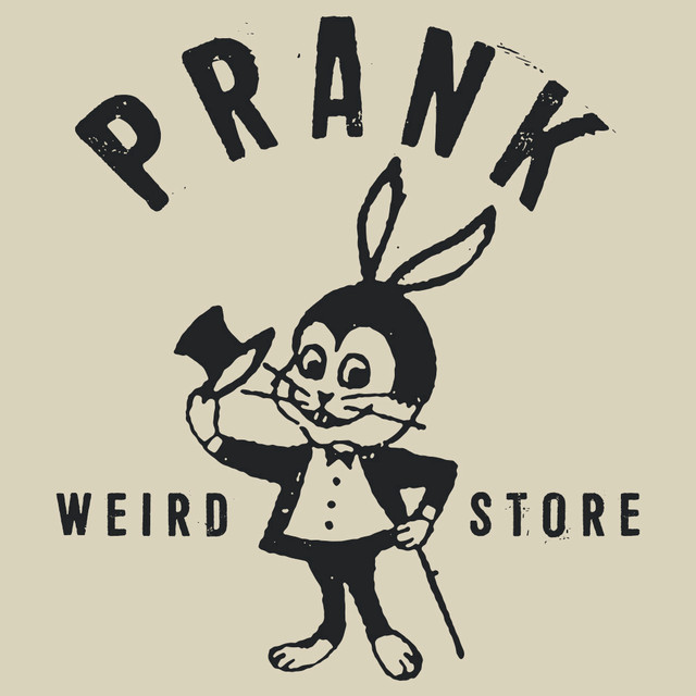 PRANK Weird Collection Pull Over Parka BEG