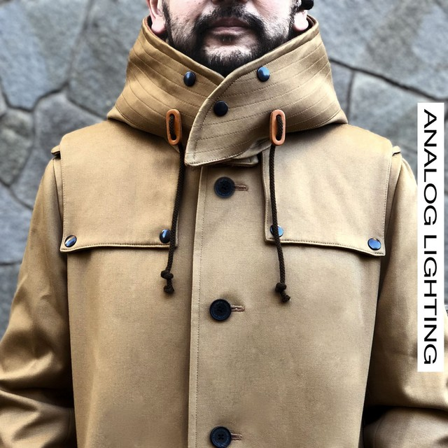 MEN'S MAGIC Coat/Army 1