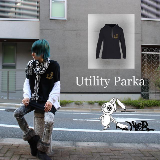 Utility Parka【ユニセックス】