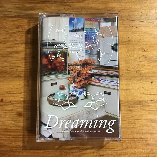 【中古】Y Nezha/Celluloid Dreaming 賽璐珞夢(カセットテープ)