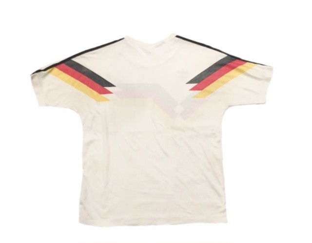 buy online 29ac1 f0848 90s ADIDAS GERMANY NATIONAL FOOTBALL TEAM T-SHIRT | BLACK BOX STORE powered  by BASE