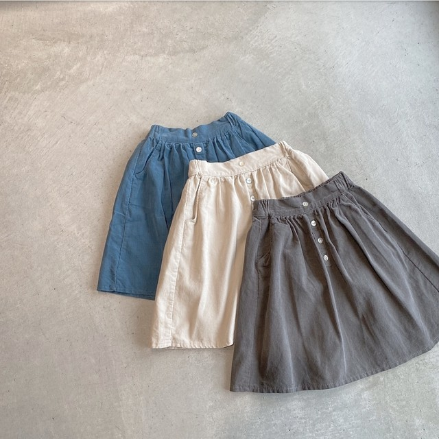 3color skirt