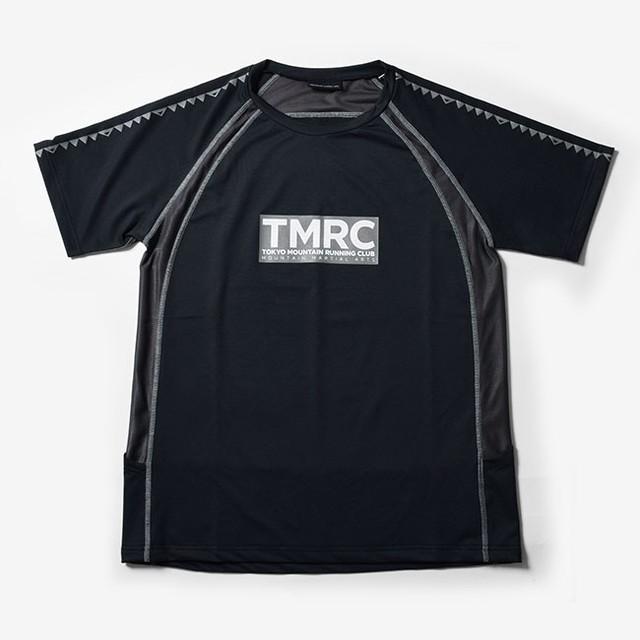 MMA TMRC Active Work Top (Black)