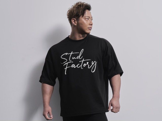 loose fit dryT-shirt(BLACK)