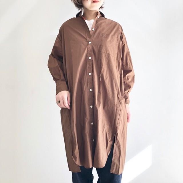 【CHILD WOMAN】ロングシャツ