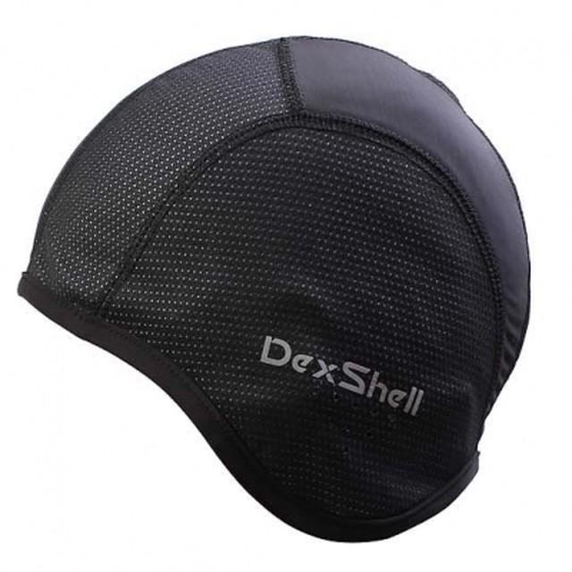 DEXSHELL 防風スカルキャップ