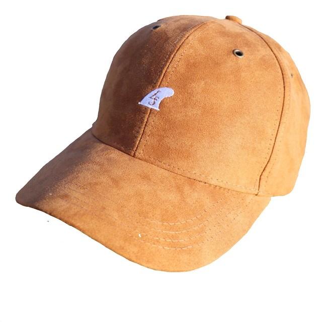 LS Fin cap【Brown】