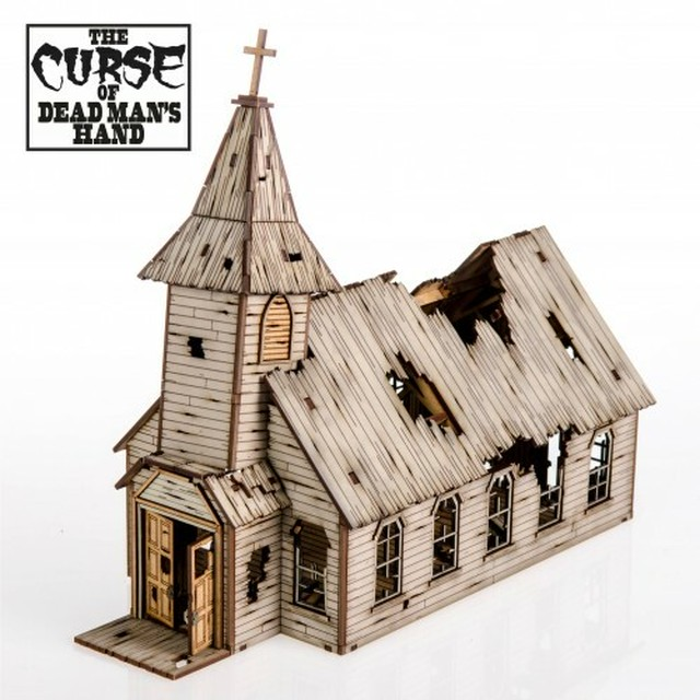 The Cursed Church 28S-DMH-132
