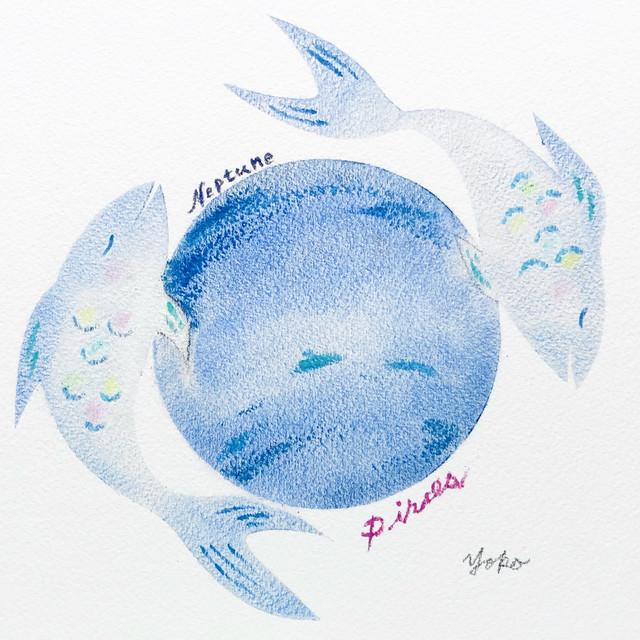 12星座 Pisces 癒し