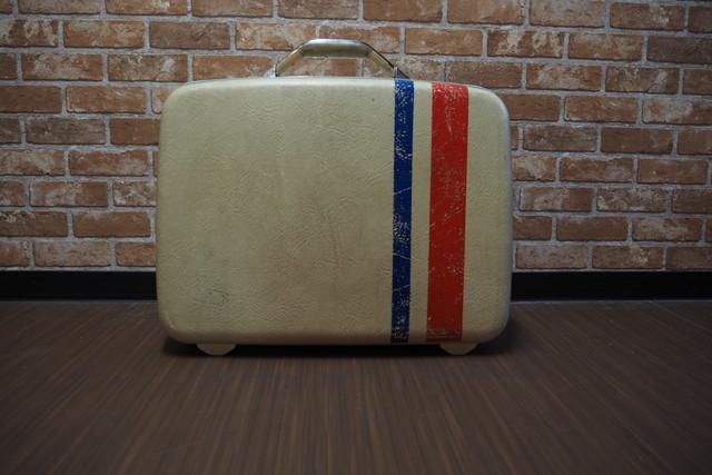 品番0138 ヴィンテージスーツケース