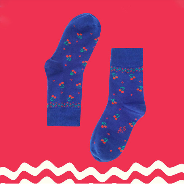 Socks (Dancing Cherry)