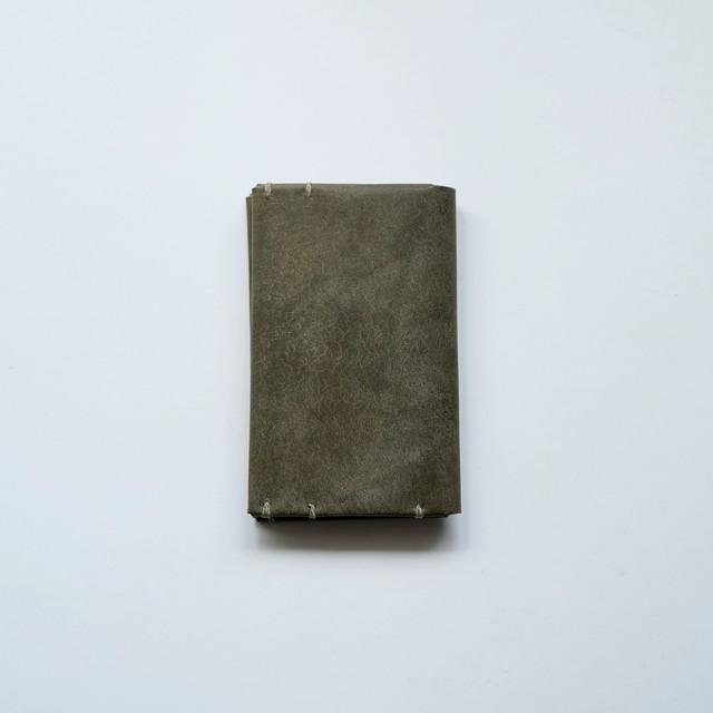 min.ori cardcase - gri - プエブロ