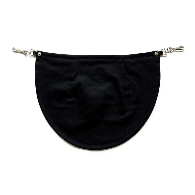 bum flap 2018 black