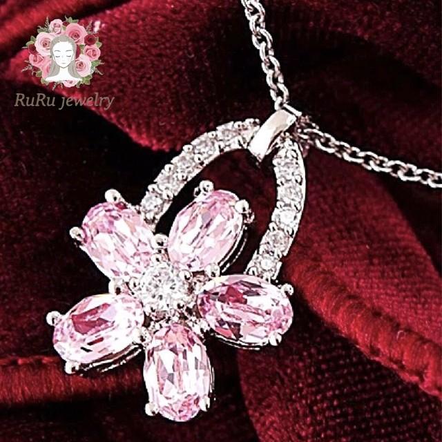 Sakura shape(necklace)
