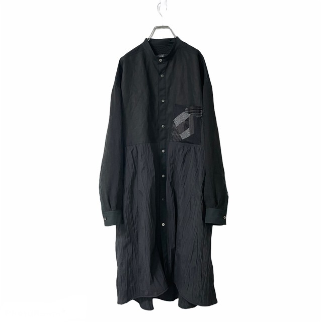 Shirts-Coat #1 (black)