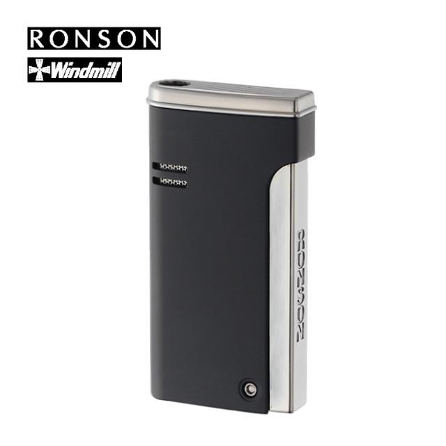 RONSON ロンソン RONJET ロンジェット R29-0003 黒マット ライター 正規品 メール便送料無料