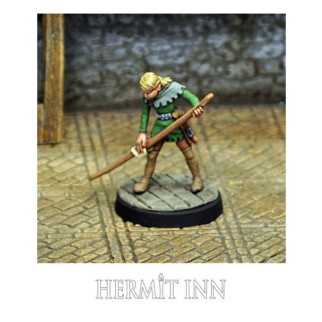 エルフの弓職人 - メイン画像