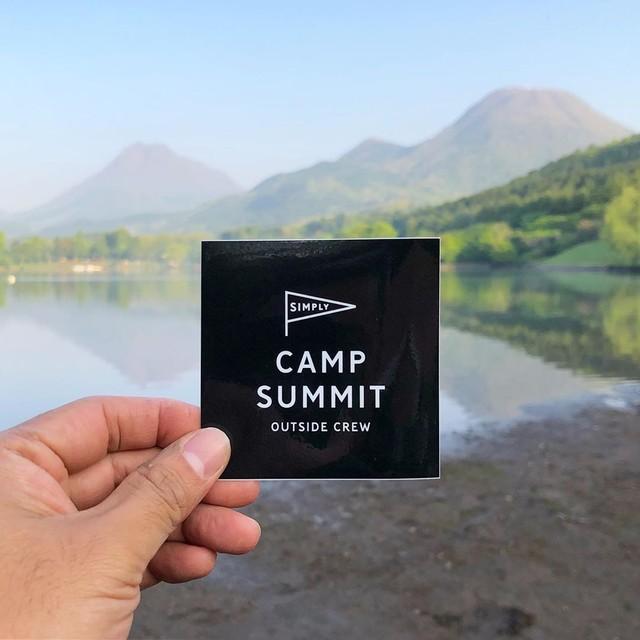 ステッカー / CAMP SUMMIT