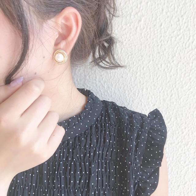 retro earring