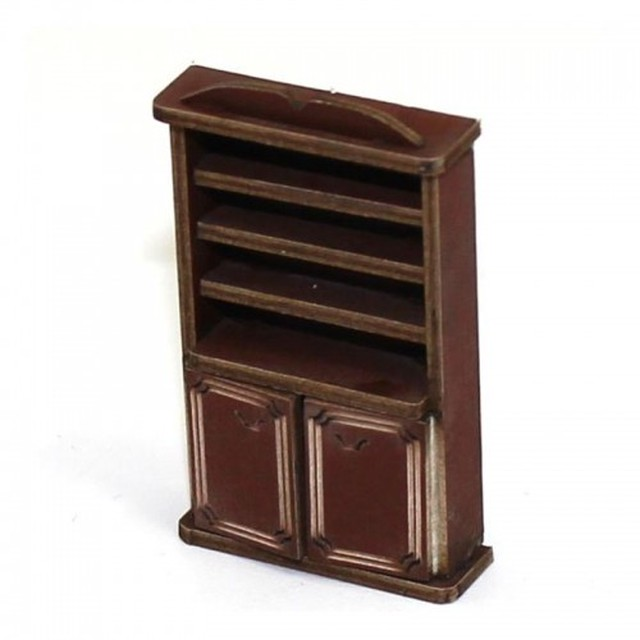 【予約発注】 Book Shelf Cupboard 28S-FAB-016M