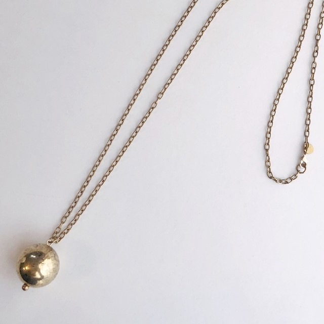 Ball charm Necklace No.801