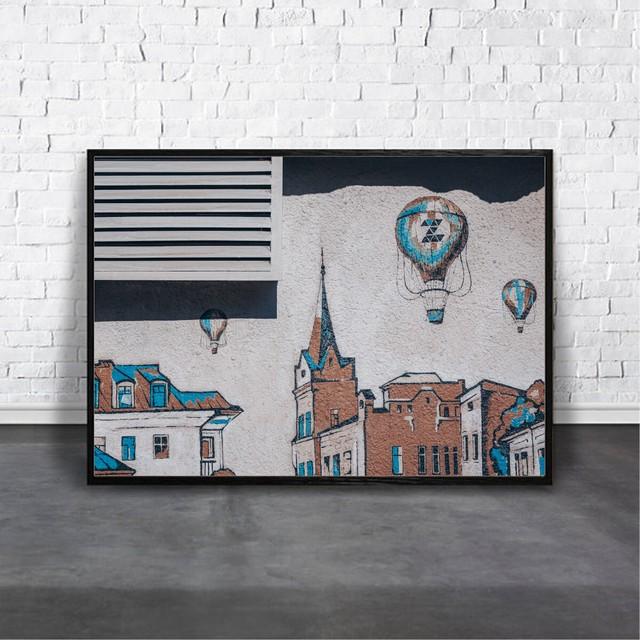 Wall art / 【アートポスター専門店 Aroma of Paris】[AP-000318]