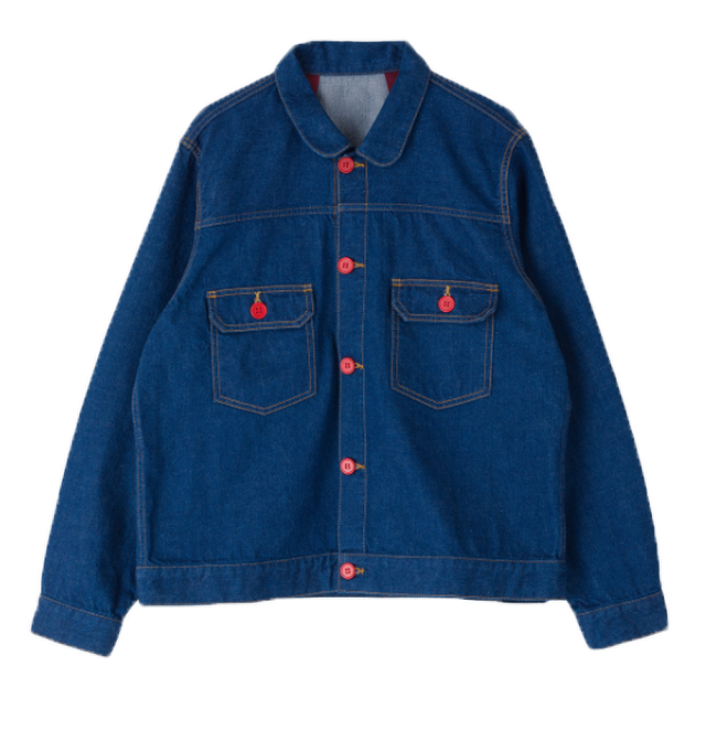PHINGERIN  PG1S DENIM JACKET   ブルー