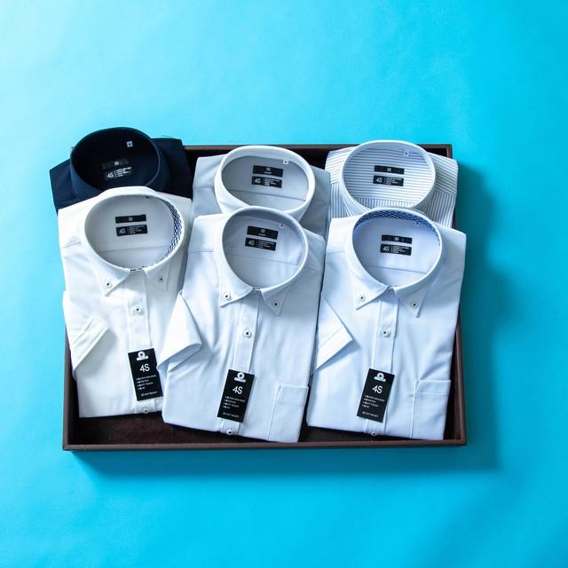 4Sシャツ(半袖)よりどり3枚