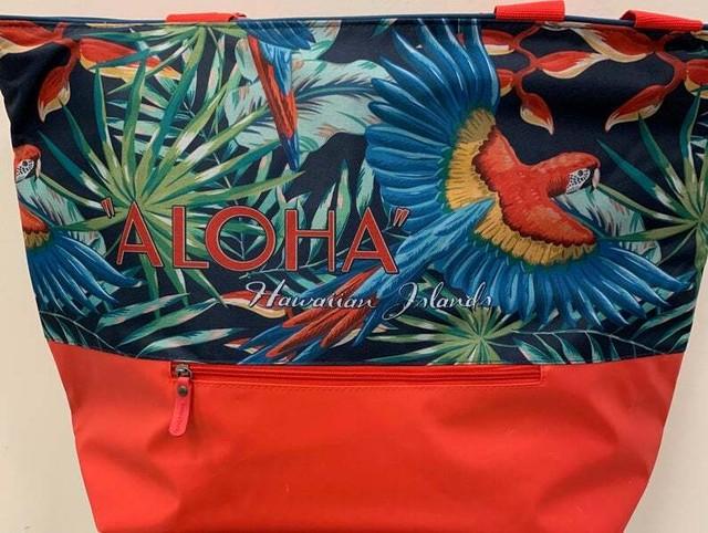 Hawaiian Tropical 保冷ショッピングバッグ