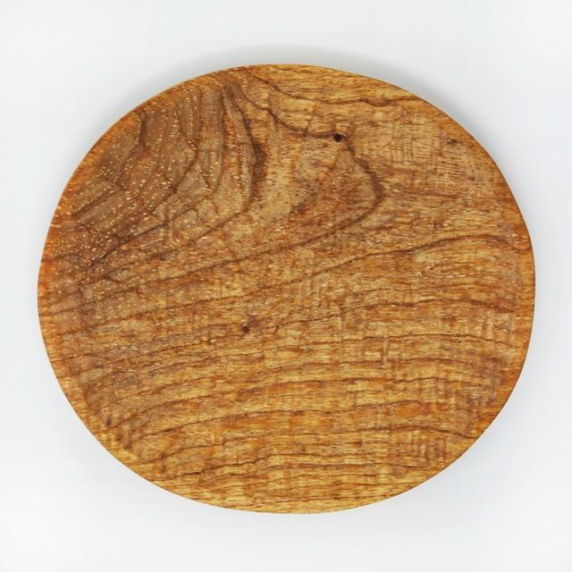 たま木工 パン皿 <大> センダン