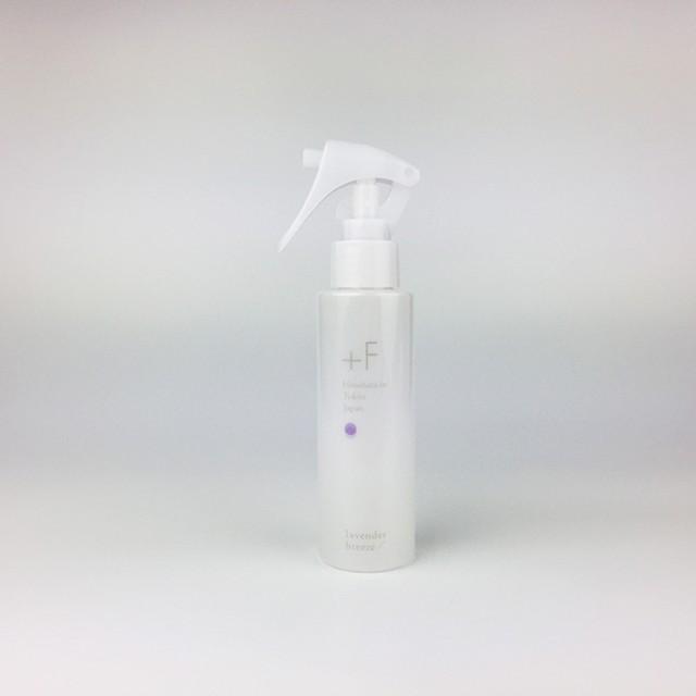 産直[+F]〈消毒〉ルームフレグランス ~breeze lavender~ 100ml
