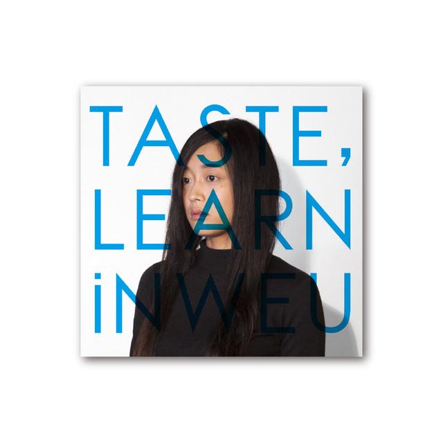【CD】inweu 1stフルアルバム 『TASTE, LEARN』