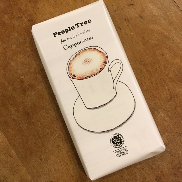 peopletree フェアトレード カプチーノ