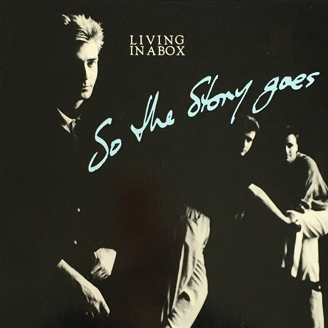 【12inch・米盤】Living In A Box / So The Story Goes