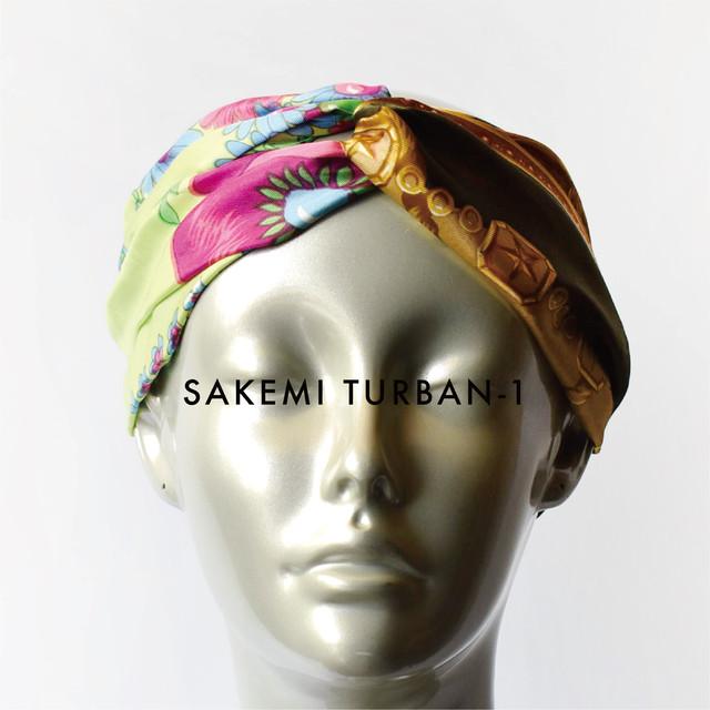 SAKEMI TURBAN / No,10102-1