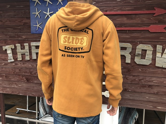 【TCSS】OFF CUTS HOOD (rust)