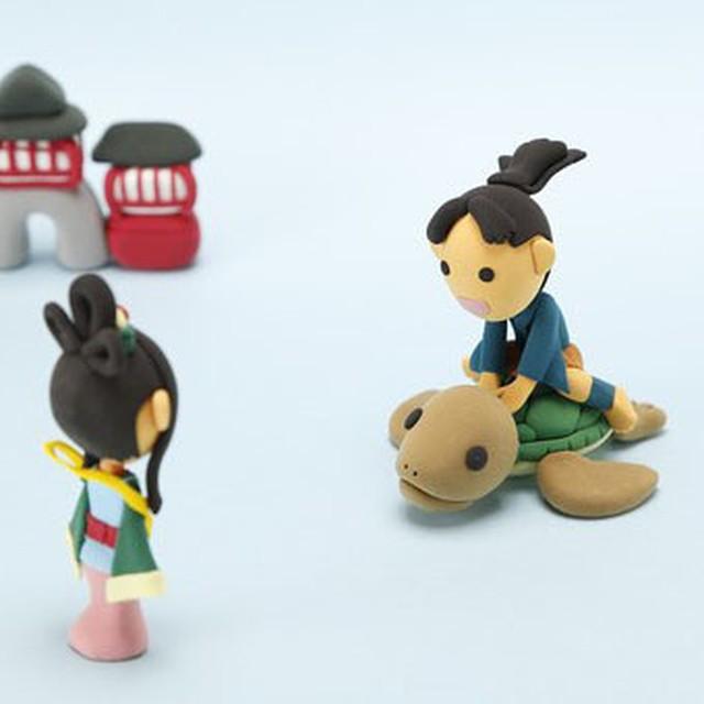カラオケCD付ピース楽譜「浦島太郎 桃太郎 ミックスメドレー」