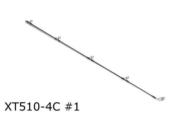 XT510-4C パーツ#4グリップ