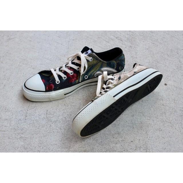 90s Converse Made in U.S.A. Size 7 1/2