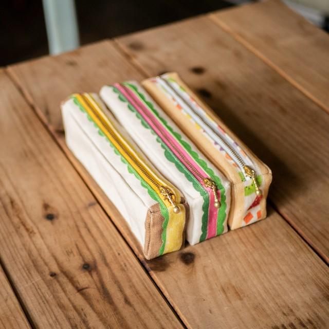 細長いサンドイッチポーチ ver.1