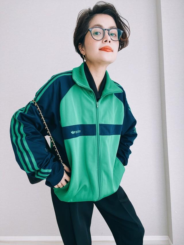 (OT327)90's adidas jersey