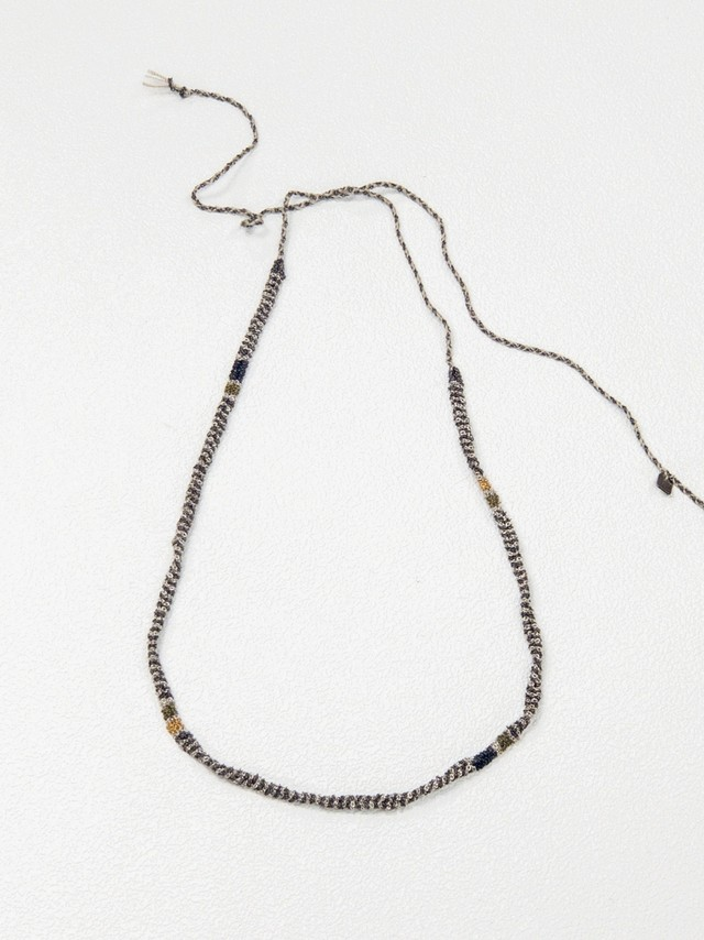 【delphine lamarque】BRAZIL NECKLACE