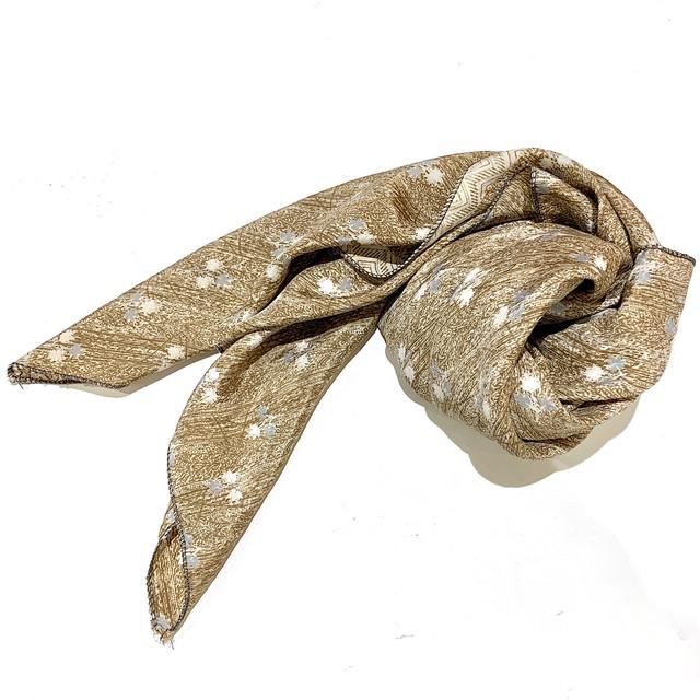 saris-028 【新価格】シルクサリー スクエアショール