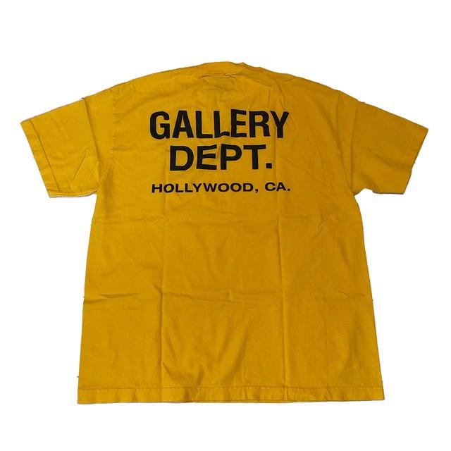 GALLERY DEPT Vintage Souvenir Logo Tee
