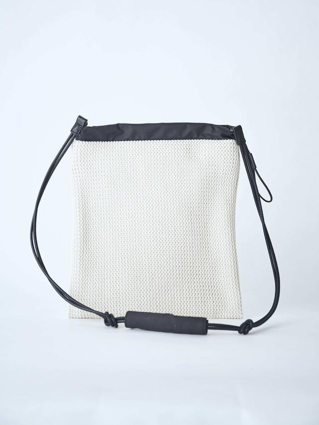 AL SHOULDER BAG Off White AL0124BG-03